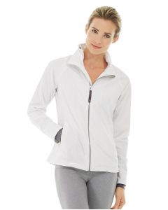 Ingrid Running Jacket-M-White